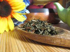Golden Apple Spice Green Tea  1 oz Sample by SandsTea on Etsy, $1.00