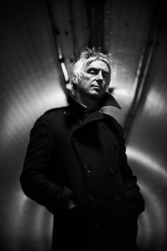 Top drawer photography by Dean Chalkley here's one of Paul Weller (M-LH-006)