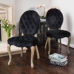 Best Selling Home Belclaire Dining Chair - Set of 2 - 296545
