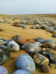 Rock | Pebble | Stone | 岩 | 石 | Pierre | камень | Pietra | Piedra | Color | Texture | Pattern | Beach jewels by Andy Parker
