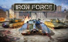 Game Iron Force v1.8.6 Apk | Most Wanted Game Apk Free Download