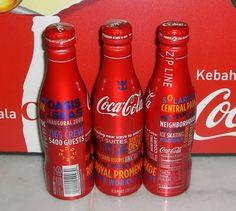 Aluminum Bottle Collector Club: Coca-Cola Oasis of the Seas Aluminium 2009 Inaugur...
