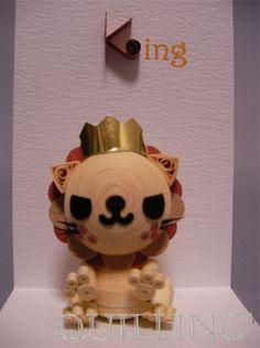 King(王様) - 立体クイリングキットのお店◆クイリングキューブ◆