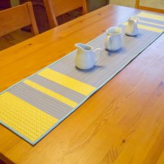Simple table runner- mom!!