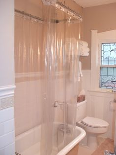 Best Siglo Best Shower Curtain For Clawfoot Tub Photos - Best ...