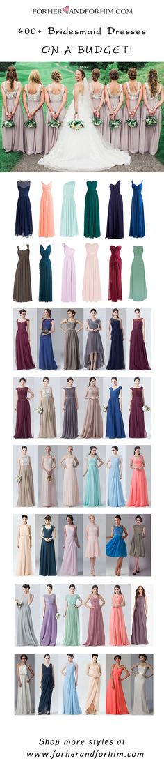 Biggest Sale ever on all bridesmaid dresses! Don't miss it!