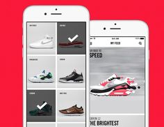 SNKRS app by Nike