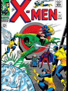 X-Men, #20, June