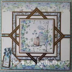 Hunkydory Floral Breeze Kirigami, Kanban Cards, Hunkydory Crafts, Crafters Companion Cards, Hunky Dory, Masculine Birthday Cards, Hobby House, Card Companies, Heartfelt Creations