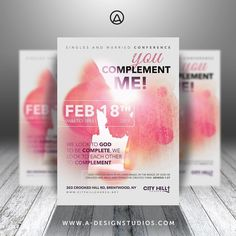 Conference Flyer #graphicartist #graphicdesign #typography #illustration #design #creative #brand #branding #branded #artist #church #ministry #conference #concert #couples #married #entrepreneur