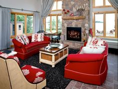 10 besten sofa rot Bilder auf Pinterest | Red sofa, Home decor und ...