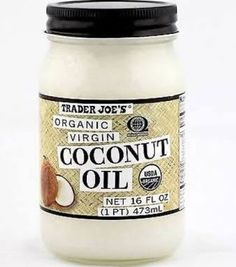 Coconut Oil Uses - Use organic coconut oil in both your desserts AND DIY hair masks. 9 Reasons to Use Coconut Oil Daily Coconut Oil Will Set You Free — and Improve Your Health!Coconut Oil Fuels Your Metabolism! Natural Coconut Oil, Extra Virgin Coconut Oil, Coconut Oil Uses, Benefits Of Coconut Oil, Organic Coconut Oil, Coconut Oil Hair Treatment, Coconut Oil Hair Growth, Coconut Oil Hair Mask, Coconut Oil For Skin