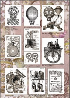 New Stamps coming soon from LaBlanche CHA Winter 2013