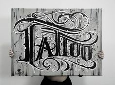 Chicano Tattoos Lettering, Ems Tattoos, Tattoo Lettering Fonts, Lettering Styles, Graffiti Lettering, Lettering Design, Hand Tattoos, Hand Lettering, Alfabeto Tattoo