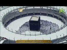 1st Jumu'ah(Friday) Prayer Ramadan in Makkah By Sheikh Sudais 2014 1435