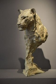 http://www.boumbang.com/caroline-bayart/ Patrick Villas, Tête de léopard