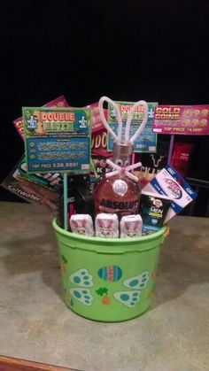 Easter gifts for him bunny beers for my boyfriend holiday ideas easter basket for him negle Image collections