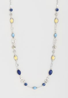 <span>Long Beaded Necklace</span>