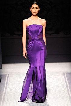 Alberta Ferretti Fall 2012 RTW - Review - Collections - Vogue