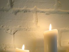 Lighting Candles and Baking : The Best Homemade Bread Recipe for the Soul