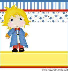 kit festa pequeno príncipe tag lembrancinha                                                                                                                                                                                 Mais