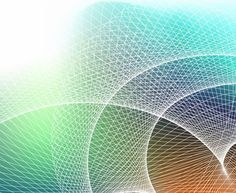 Abstract Background with Grid Vector Graphic