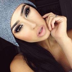 Super make up!
