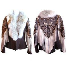 """Kippy Couture Western Wear """"Lizzie"""" Jacket"""