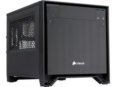 Newegg.Com - Corsair Obsidian Series 250D (CC-9011047-WW) Black Aluminum / Steel Mini-ITX Tower Computer Case