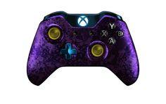 XboxOneController-PurpleUrban | Flickr - Photo Sharing! #Xbone #moddedcontrollers #Customcontrollers #Xbox1 #customXboxonecontroller #moddedXboxonecontroller #xboxone