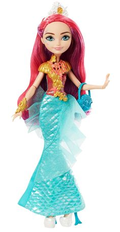 Ever After High DHF96 Meeshell Mermaid Doll: Amazon.co.uk: Toys & Games