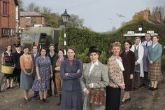 ITV's new WWII drama Home Fires will fill that gaping hole left by Downton Abbey