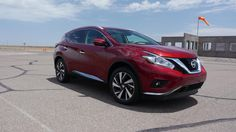 First look: 2015 Nissan Murano keeps concept car lines  tred.com