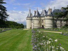 Chateau de Chaumont, France