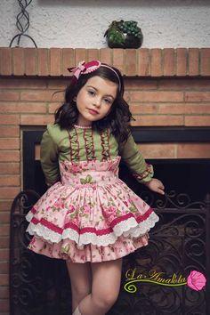 BLACK FRIDAY  Conjunto niña mixt Lola. -35% descuento. La Amapola. Sólo hasta el 26 de Noviembre