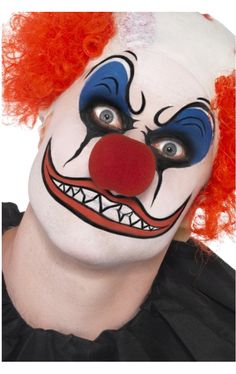 Scary Clown Faces | Images are for illustration purposes only