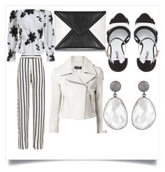 """""""Untitled #766"""" by fashionqueen556 ❤ liked on Polyvore featuring McQ by Alexander McQueen, Nicholas, Yigal AzrouÃ«l and Dune"""