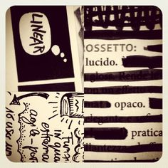 #writing #remix #collage #sketchnote #visual #blackoutpoetry