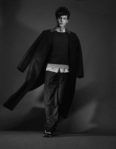 Photo by Sam Bisso. Styling by Christian Schiebold.  menswear mnswr mens style mens fashion fashion style editorial