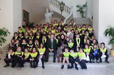 Visita al Ayuntamiento de Castellón |Colegio San Cristobal
