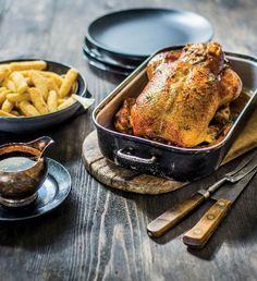 Dvanáctihodinová kachna snadno | Recepty Albert Martha Stewart, Health Fitness, Turkey, Meat, Food, Peru, Beef, Meals, Yemek
