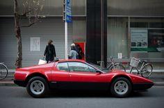 Ferrari 512 Berlinetta Boxer. Sammy Hagar had one, and it couldn't drive 55!!!
