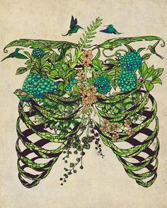 Being a non-smoker is going au naturale. This reminds me of that.  http://ffffound.com/image/fc034e7241ac3432151c1ac33566f43245e56d80