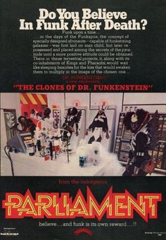 Parliament/The Clone of Dr.Funkenstein