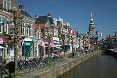 Bolsward, Hanzestad, Netherlands