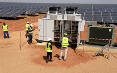 Senegal in renewables drive as new solar park unveiled  #Africa #Energy #energy #Environment #Photovoltaicpowerstation #Photovoltaics #renewableenergy #Renewableenergycommercialization #Senegal #Solarenergy #sustainability #Technology_Internet Check more at https://scifeeds.com/social-media-item/senegal-in-renewables-drive-as-new-solar-park-unveiled/