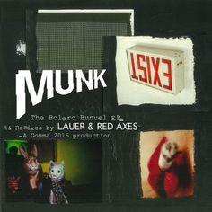 Munk - The Bolero Bunuel by Munk (Gomma)