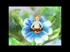 Yoga Breaks - Ro i Klassen: Serie 4 - BLOMSTEN - YouTube