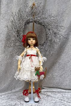 Christmas PartyTime'  for Kay Wiggs/Dollstown MSD and similar 45cm