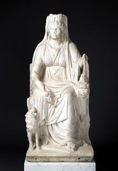 """Hymn to Magna Mater: """"O eternal Creatrix of Gods and men, who animates forest and stream with soul, and joins seeds of life together throughout the world . . ."""""""